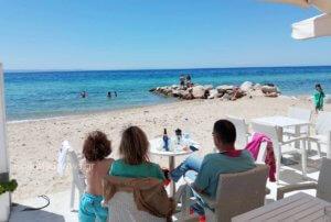 Χαλκιδική: Πάσχα με τις πρώτες βουτιές στη θάλασσα – Κρύα αλλά πεντακάθαρη η θάλασσα [pics]