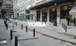 Θεσσαλονίκη: «Ζωντανεύει» το τραμ της πόλης – Αλλάζει όψη η Αγίου Μηνά μετά την ανάπλαση [pic]