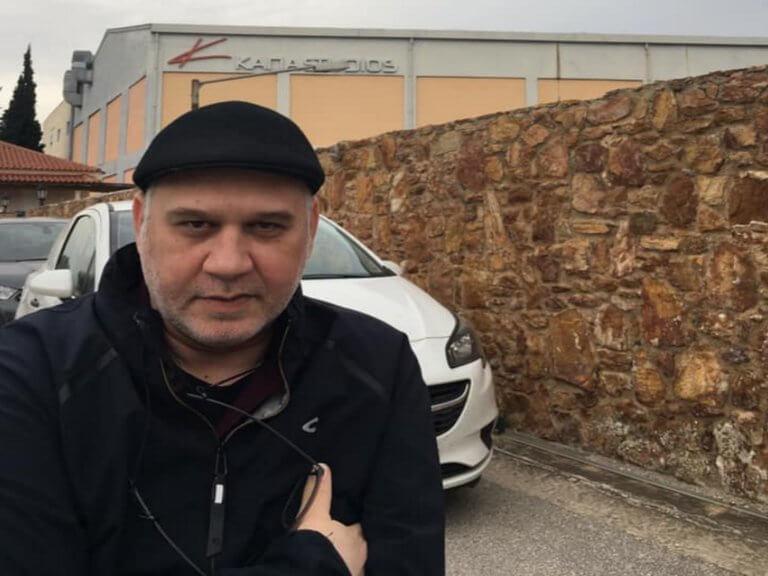 Αντώνης Ρέλλας: Τον ενημέρωσαν ότι ακυρώνεται η συνέντευξή του όταν έφτασε στο στούντιο!