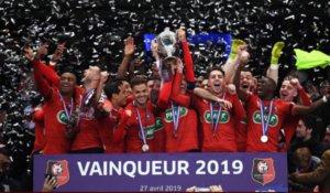 Κύπελλος Γαλλίας: Έτσι «σόκαρε» την Παρί η Ρεν! – video