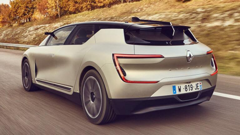 H Renault θα προσθέσει ένα πλήρως ηλεκτροκίνητο μικρομεσαίο στη γκάμα της μέχρι το 2022