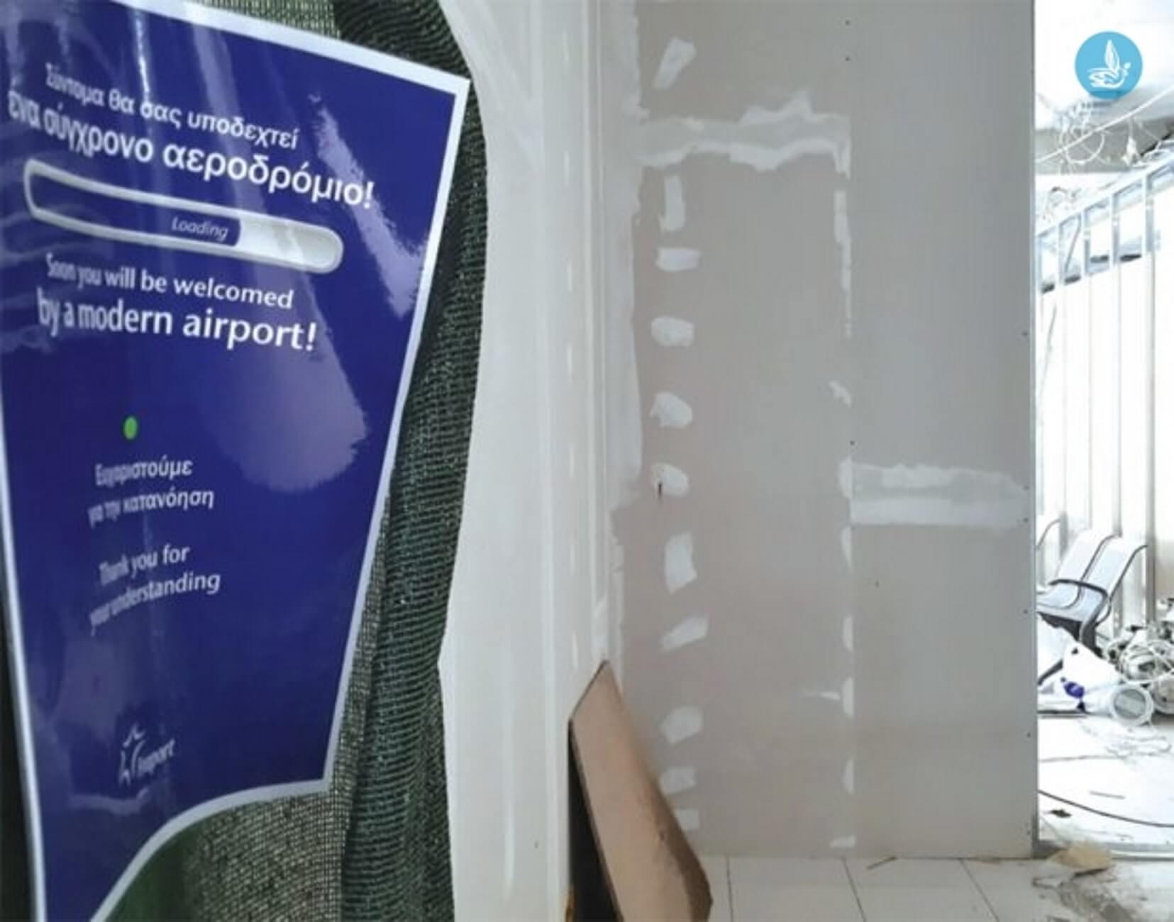 """Ρόδος: Προβληματίζουν οι εικόνες στο αεροδρόμιο """"Διαγόρας"""" – Τα πλάνα που προκαλούν αντιδράσεις [pics]"""