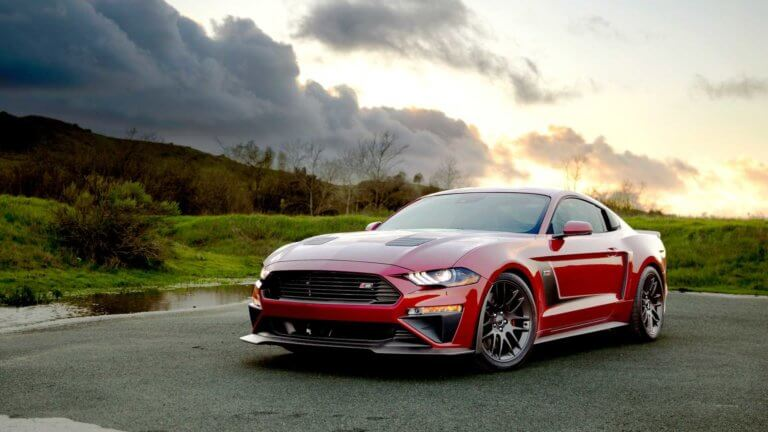 Βελτιωμένη Ford Mustang με 710 άλογα!