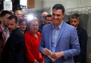 Η επιστροφή των Ισπανών Σοσιαλιστών