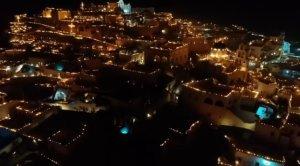 Σαντορίνη: Σκέτη μαγεία από drone – Εκπληκτικές εικόνες από το διαμάντι των Κυκλάδων – video