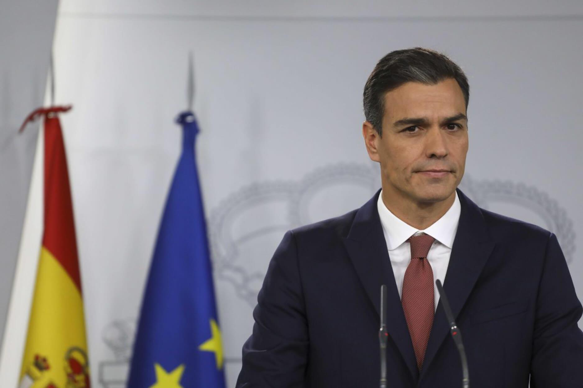 Ισπανία: Δεν αποκλείει συνεργασία με τους φιλελεύθερους ο Σάντσεθ