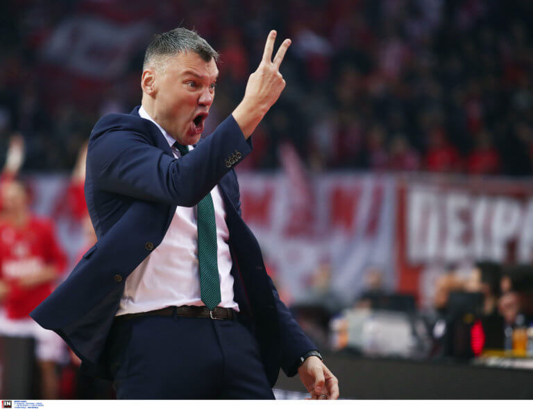 Euroleague: Ξέσπασμα Γιασικεβίτσιους! «Τρελοί» πανηγυρισμοί με οπαδούς – video