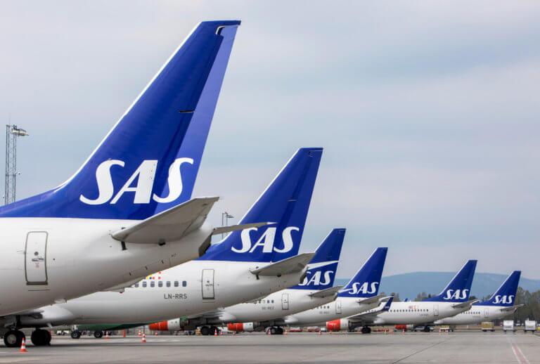 SAS: Τέλος η απεργία των πιλότων – Αρχίζουν ξανά πτήσεις οι Σκανδιναβικές αερογραμμές