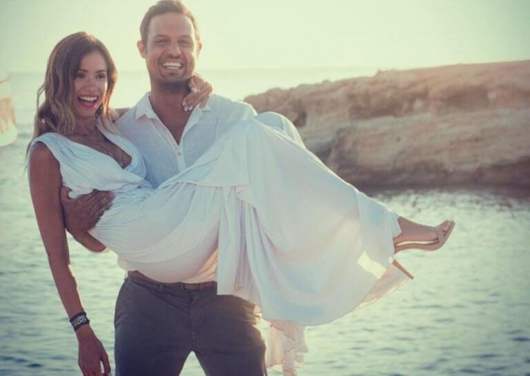 Σάββας Πούμπουρας Η εξομολόγηση για τη σύζυγό του, Αρετή Θεοχαρίδη, και η επιθυμία για ένα παιδί! [video]