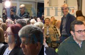 Ο serial killer της Κύπρου χαμογελαστός φωτογραφίζει τον Χριστόφια