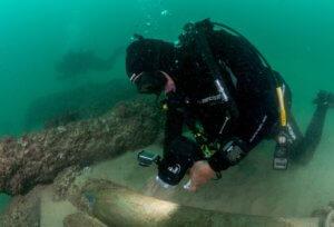 Δέος! Βρέθηκε άθικτο αρχαίο ναυάγιο από τον 1ο αιώνα μ.Χ.