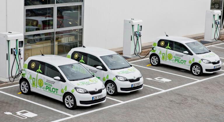 Το πρώτο ηλεκτρικό Škoda δοκιμάζεται εντατικά