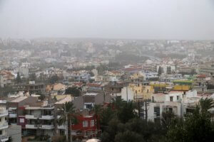 Καιρός σήμερα: Έρχονται βροχές και καταιγίδες – Τα μποφόρ φέρνουν σκόνη!
