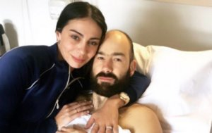 Μήνυμα Χοψονίδου για Σπανούλη! Η φωτογραφία από το νοσοκομείο
