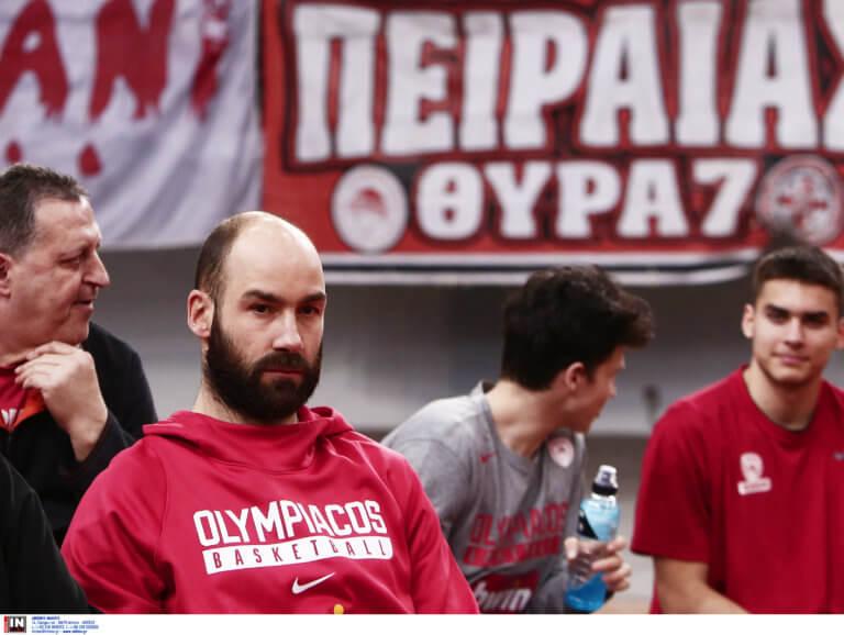 Ολυμπιακός: Υπεβλήθη σε επέμβαση ο Σπανούλης! Επιστρέφει τον Οκτώβριο