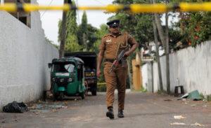 Σρι Λάνκα: Δύο συλλήψεις για τις βομβιστικές επιθέσεις