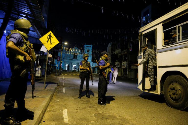 Σρι Λάνκα: Έκρηξη πίσω από δικαστήριο στην πόλη Πουγκόντα