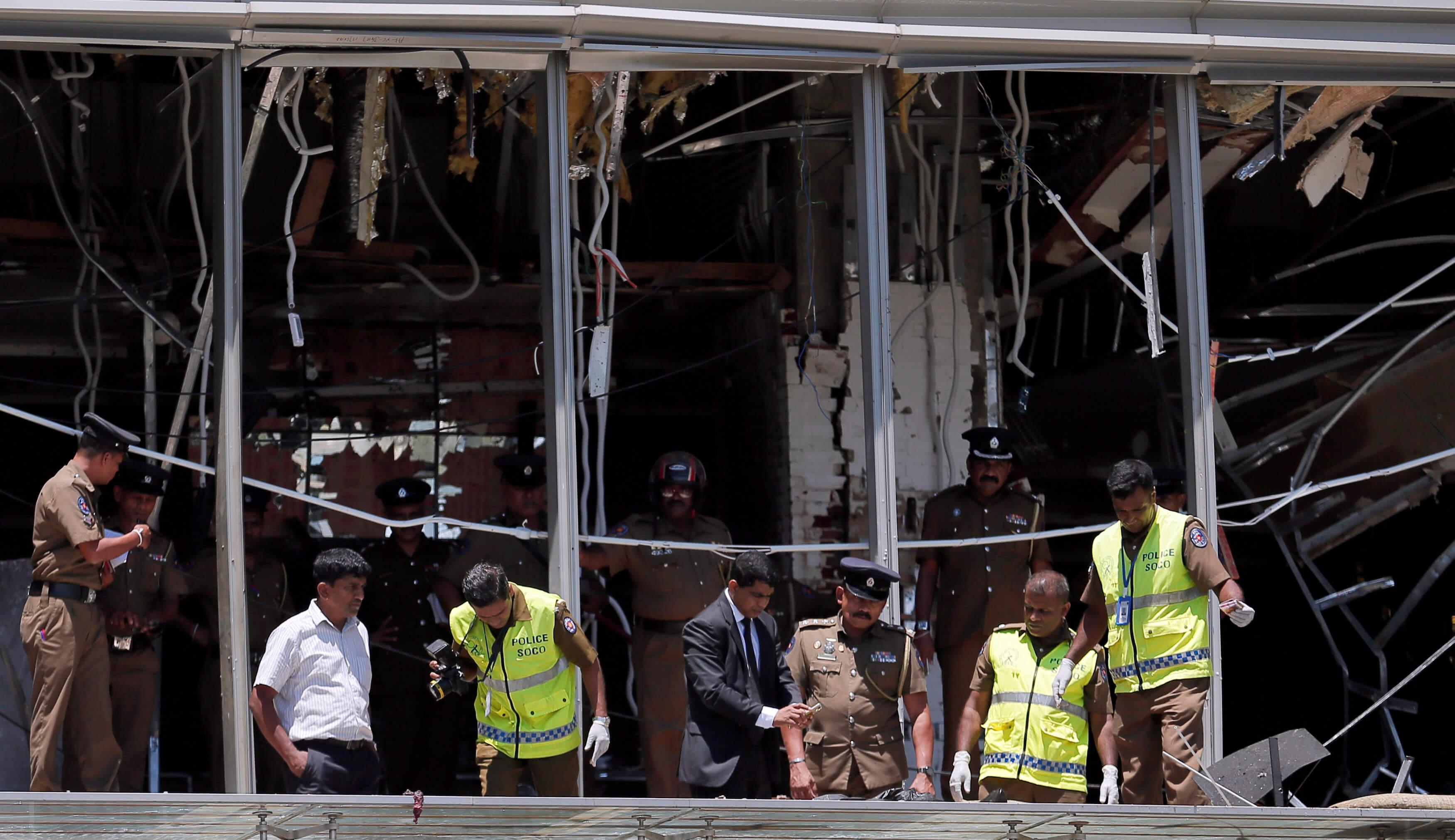 Φρίκη χωρίς τέλος στη Σρι Λάνκα! Και νέα έκρηξη σε ξενοδοχείο – Ανεβαίνει ο αριθμός των νεκρών