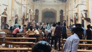 Ματωμένο Πάσχα στη Σρι Λάνκα! Πάνω από 100 οι νεκροί από τις βόμβες στις εκκλησίες