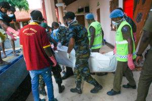 Σρι Λάνκα: Αιματοκύλισμα με 207 νεκρούς από εκρήξεις σε εκκλησίες και ξενοδοχεία
