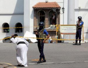 Σρι Λάνκα: Κλειστές μέχρι νεωτέρας όλες οι εκκλησίες των Καθολικών