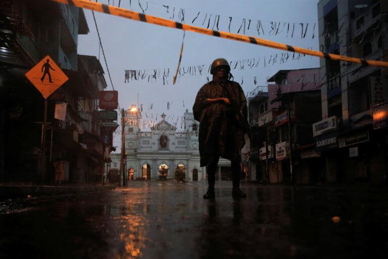 Σρι Λάνκα: Αναζητούνται 140 ύποπτοι για διασυνδέσεις με το Ισλαμικό Κράτος