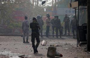 Σρι Λάνκα: Βρίσκουν παντού βόμβες! Σατανικό μυαλό εκπόνησε το σχέδιο για το μακελειό!
