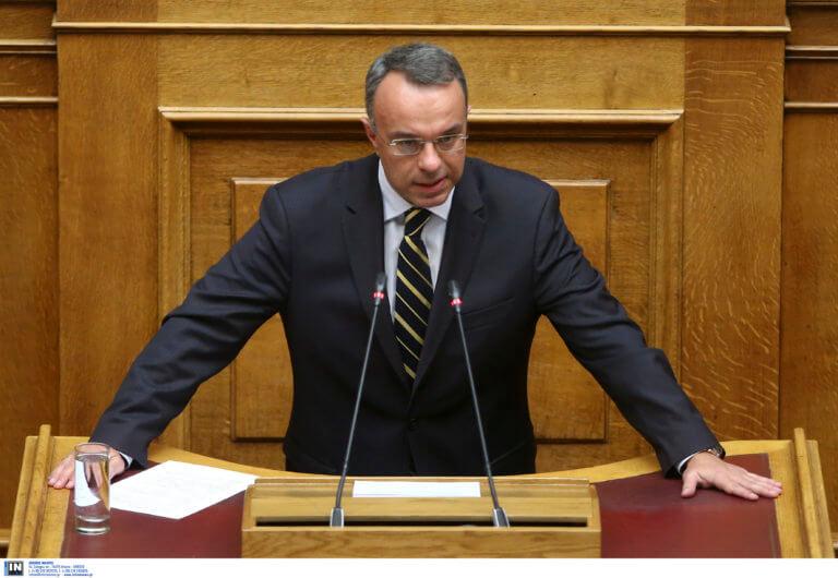 Σταϊκούρας: Ο ΣΥΡΙΖΑ βλάπτει σοβαρά την ανάπτυξη