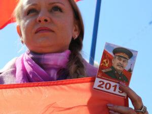 Πόσο… τοις εκατό των Ρώσων βλέπει θετικά τον Στάλιν;