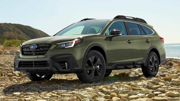 Αυτό είναι το νέο Subaru Outback και είναι καλύτερο από ποτέ! [vid]