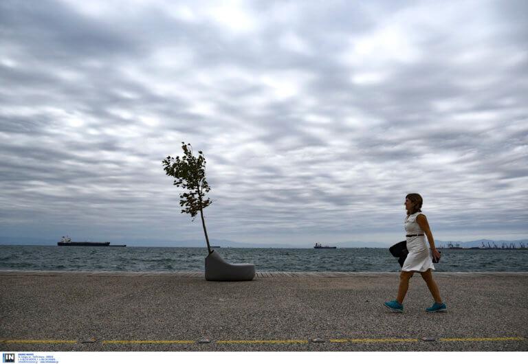 Καιρός: Συννεφιά και μικρή πτώση της θερμοκρασίας