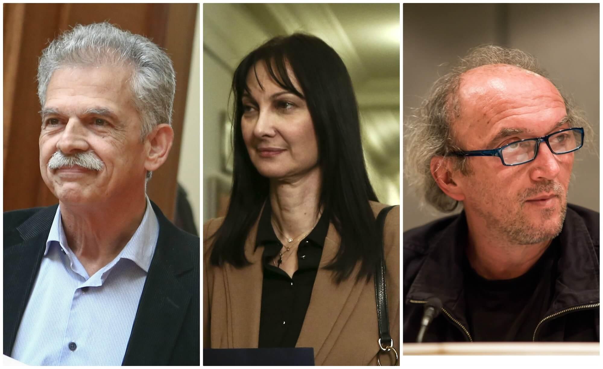 Υποψήφιοι ΣΥΡΙΖΑ