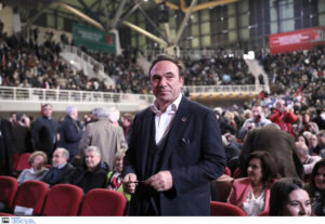 ΣΥΡΙΖΑ: Κόσμος και… ντουνιάς στο Γαλάτσι πριν την ομιλία Τσίπρα