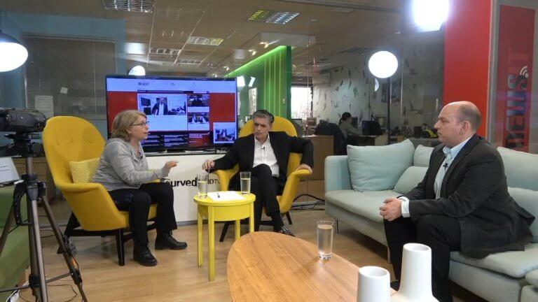 Newsit – εκλογές: Ο Πολάκης, το ντιμπέιτ και η ΔΕΗ