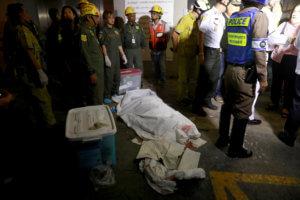 Ταϊλάνδη: Φωτιά σε εμπορικό κέντρο στην Μπανγκόκ – Δύο νεκροί και 16 τραυματίες [pics]