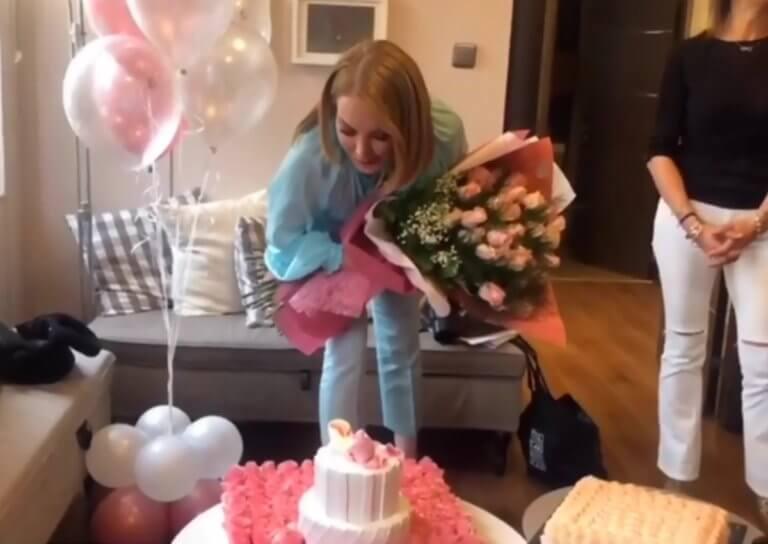 Τατιάνα Στεφανίδου: Η έκπληξη που της ετοίμασε η ομάδα του «Μαζί σου» για τα γενέθλιά της! [video]
