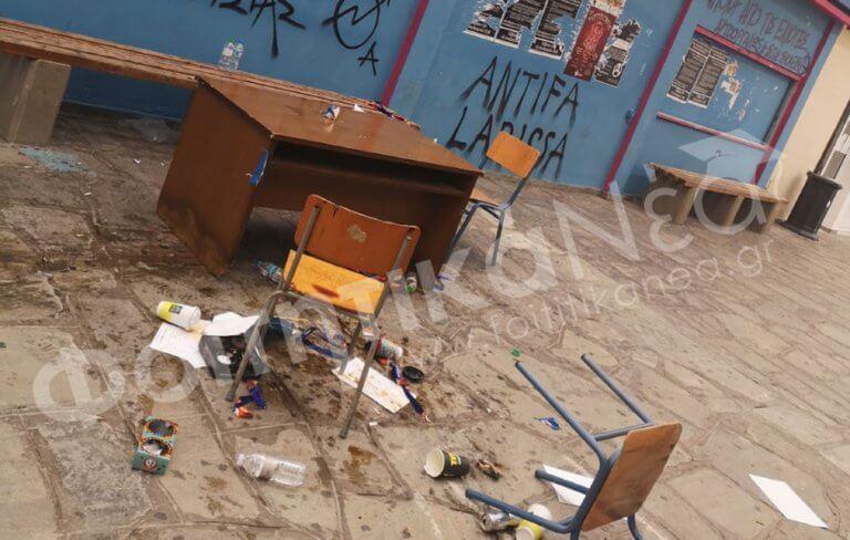 Φοιτητικές Εκλογές: Ένταση στο ΤΕΙ Θεσσαλίας – «Χτύπησαν φοιτήτρια»