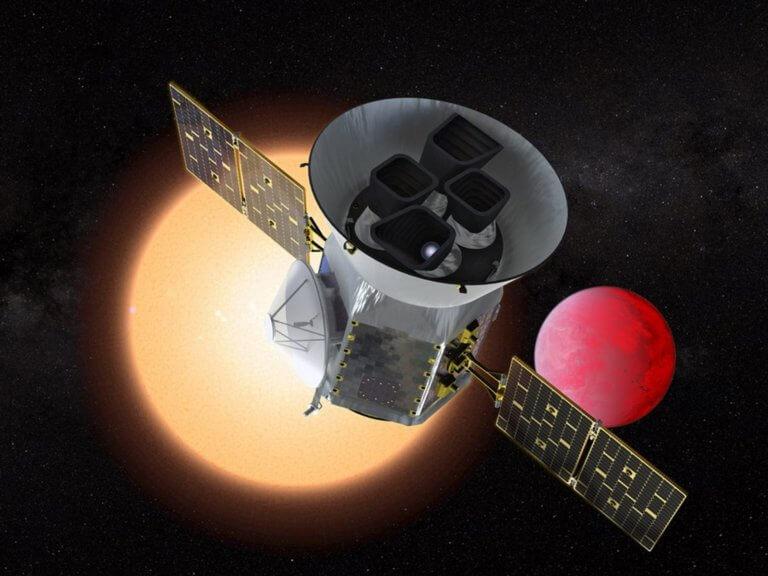 Το αμερικανικό διαστημικό τηλεσκόπιο TESS ανακάλυψε δύο ακόμη εξωπλανήτες