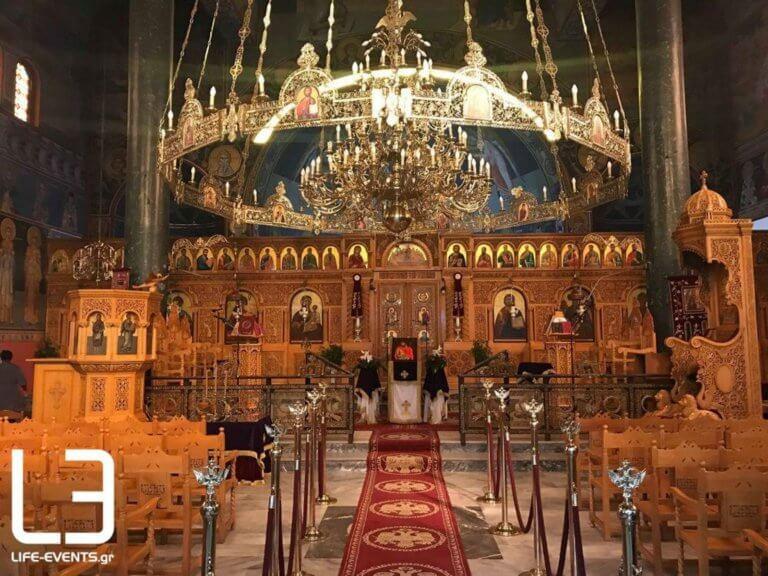 Μιλούν για θαύμα στο ναό της Ασπροβάλτας – video