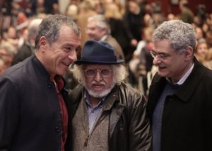Ευρωεκλογές 2019: Υποψήφιοι και πάλι με το Ποτάμι Γραμματικάκης και Κύρκος