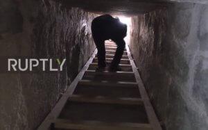 Δέος! Αιγύπτιοι αρχαιολόγοι ανακάλυψαν ταφικό θάλαμο 4.000 ετών! video