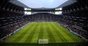 Champions League: Πρώτο ματς στο νέο γήπεδο της Τότεναμ – video
