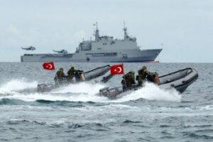 Γενί Σαφάκ: Λιμάνι για να δέσουν τα τουρκικά πολεμικά πλοία ζήτησε ο Ερντογάν από την Τυνησία