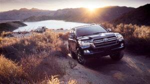 H Toyota επιβεβαίωσε τη νέα γενιά του Land Cruiser