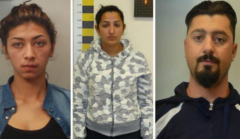 Αυτοί κατηγορούνται για την άγρια ληστεία στην Κατερίνη [pics]
