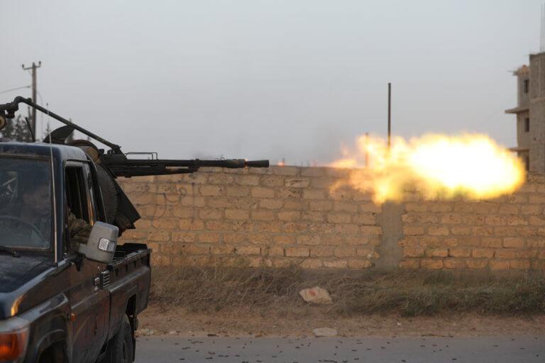 Λιβύη: Άνοιξε το αεροδρόμιο, συνεχίζονται οι εχθροπραξίες στην Τρίπολη