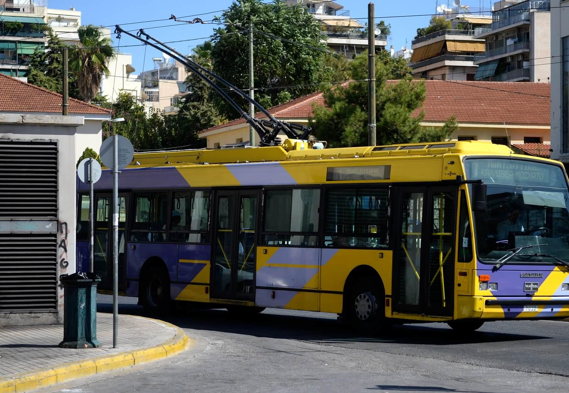 ΠΡΟΣΟΧΗ: Πως θα κινηθούν σήμερα Μεγάλο Σάββατο λεωφορεία και τρόλεϊ