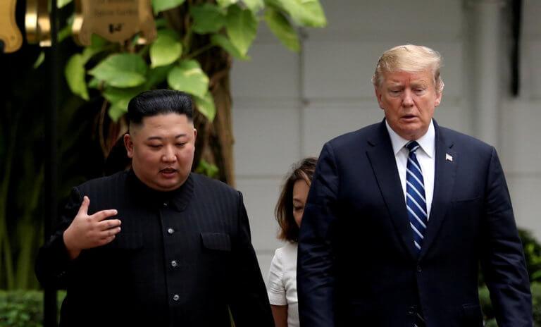 Δεν… χορταίνουν! Ψήνεται τρίτη συνάντηση Τραμπ – Κιμ Γιονγκ Ουν