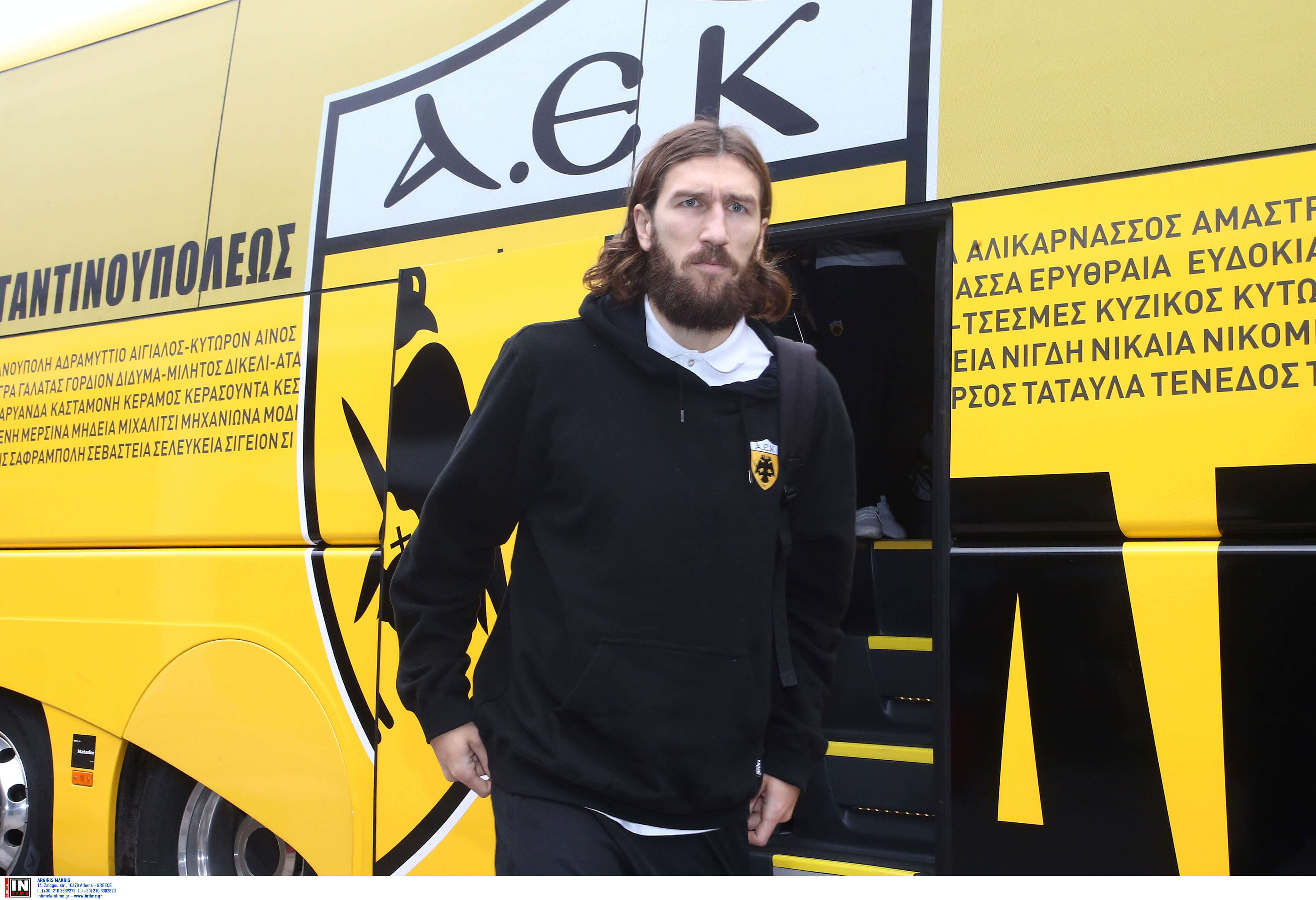 ΑΕΚ: Αρνητικός στον κορονοϊό ο Τσιγκρίνσκι! Εκτός προπόνησης ο Ντεντελτσιάρου