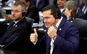 Τσίπρας: Η συμφωνία των Πρεσπών βάζει τα πράγματα στη θέση τους